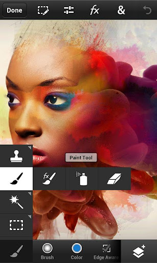 Photoshop Touch for phone v1.1.1 Android Game APK
