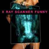 X ray Scanner Funny (Prank)