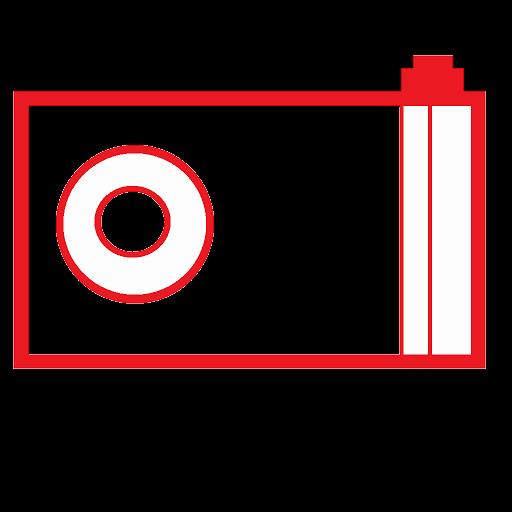 隱藏的間諜相機。 攝影 App LOGO-APP試玩