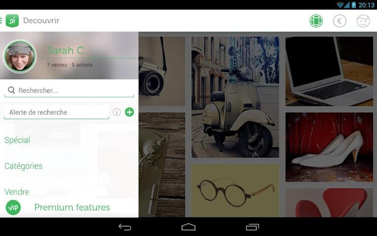 android Shpock Flohmarkt Kleinanzeigen Screenshot 11