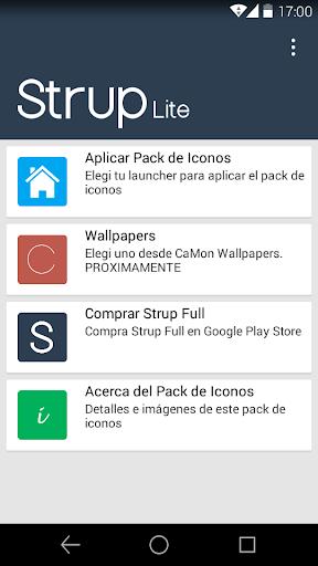 Strup Lite - Icon Pack