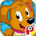 Pet Dress Up Salon -kids games icon