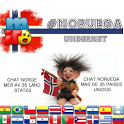 Chat Noruega Undernet icon