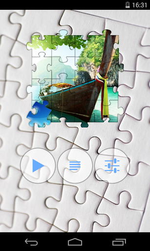 Thailand Jigsaw Puzzle