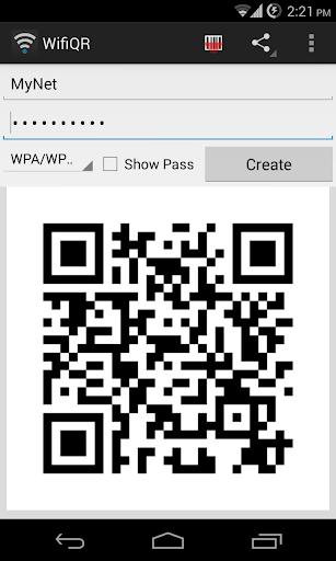 WifiQR