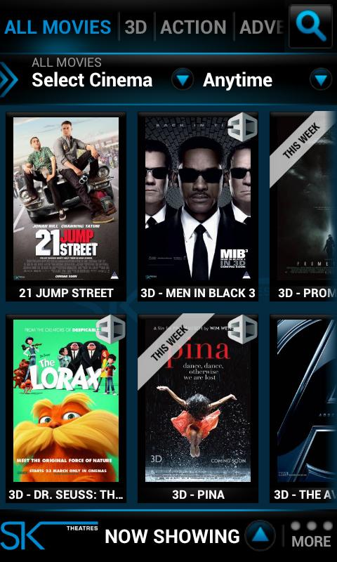 Ster-Kinekor - screenshot