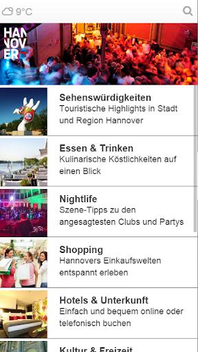 【免費旅遊App】Hannover-APP點子