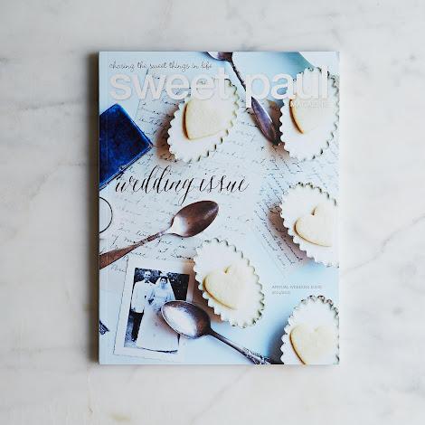 Sweet Paul Magazine, Weddings Issue