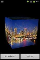 3D Night City
