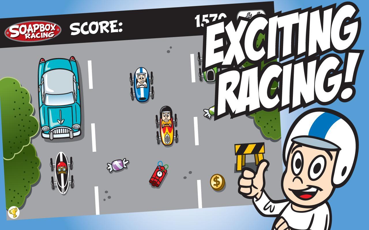 Soapbox Racing- screenshot