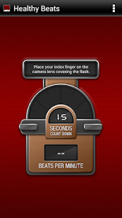 Healthy Beats - Heart Monitor - screenshot thumbnail