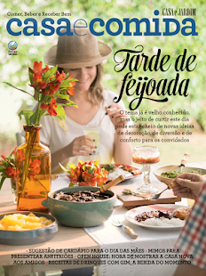 Revista Casa e Comida - screenshot thumbnail