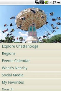 Explore Chattanooga- screenshot thumbnail