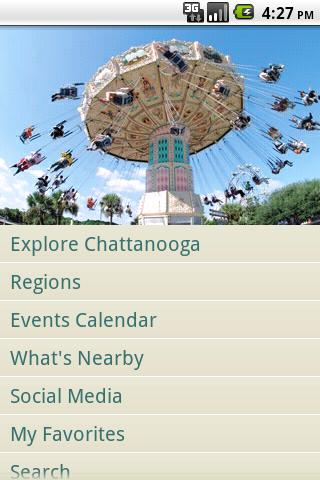 Explore Chattanooga- screenshot