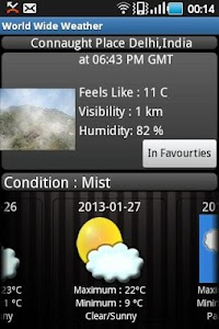 World Wide Weather (Pro) screenshot 7