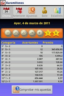 LotoApuestas Spanish Lottery- screenshot thumbnail