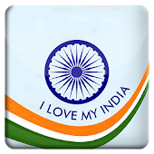 India Flag 3D Balloon HD LWP