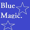 Blue Magic Theme logo