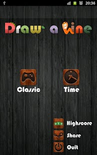 Draw A Line - screenshot thumbnail