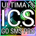 Rainbow Bubblegum GO SMS Pro logo