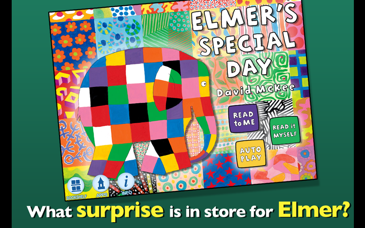 Elmer's Special Day- screenshot