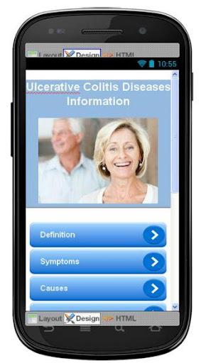 Ulcerative Colitis Information