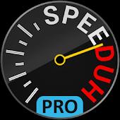 SpeeduH Pro - GPS Speed HUD