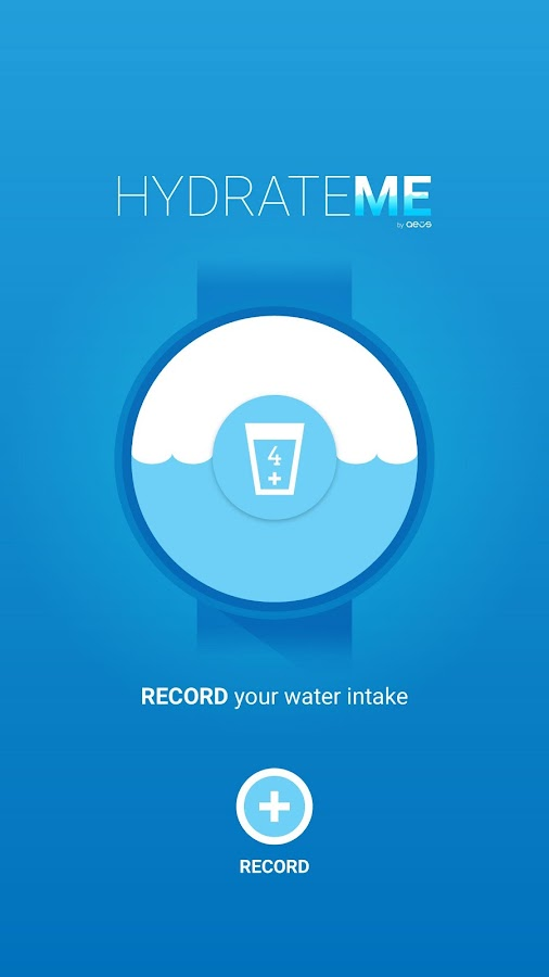 Wear Hydrate Me- screenshot