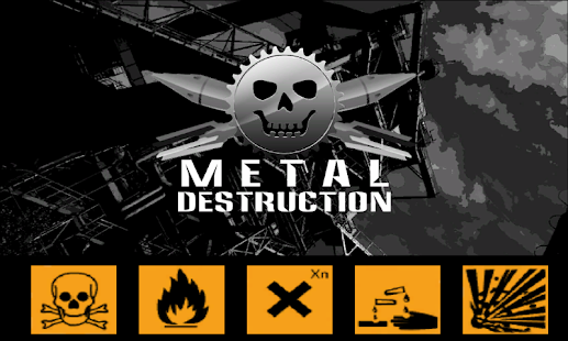 Metal Destruction Lite - screenshot thumbnail