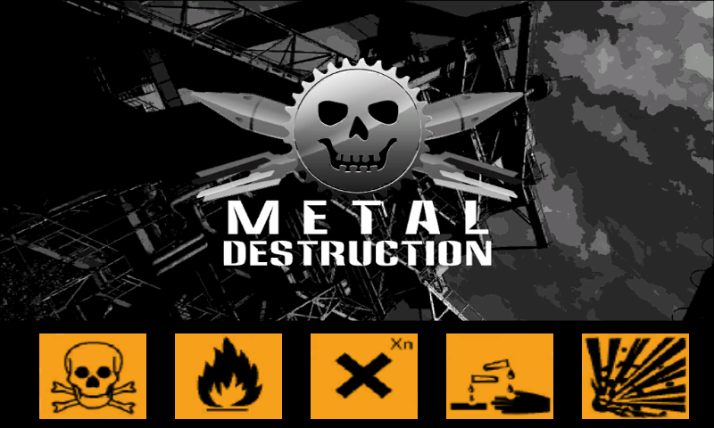 Metal Destruction Lite- screenshot