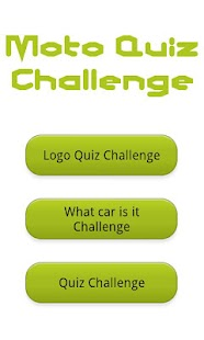 Logo Moto Quiz Challenge Cars - screenshot thumbnail
