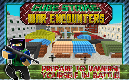 Cube Strike War Encounters C6 screenshot 54318