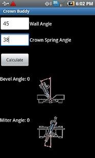 Crown Molding Calculator- screenshot thumbnail