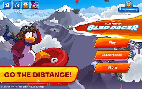 Club Penguin Sled Racer v1.2