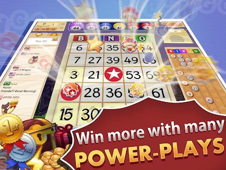 BINGO Club - FREE Online Bingo 2.5.5 screenshot 435787