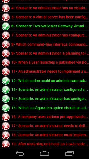【免費教育App】Citrix 1Y0-250 Prep-APP點子