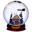 Christmas Snow Globe Countdown icon