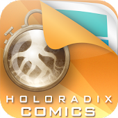 Jason Crost - Holoradix Comics