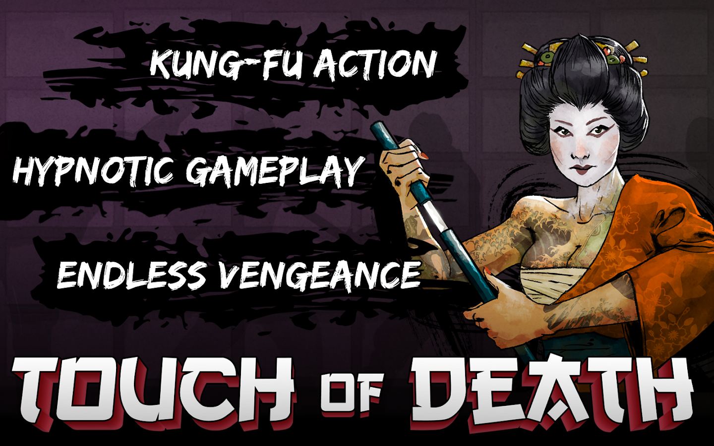 Touch of Death- screenshot