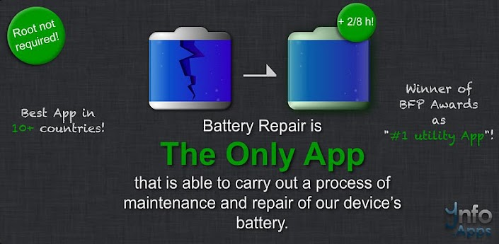 Battery Repair (Doctor Boost) apk
