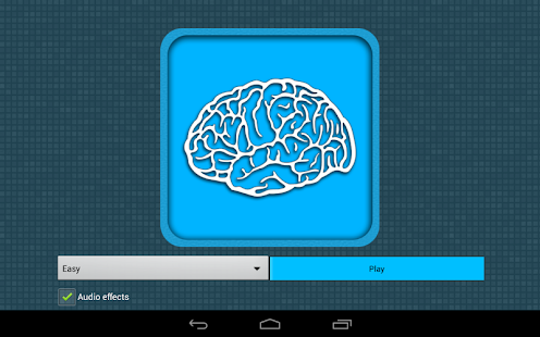 MemBrain - Memory Game- screenshot thumbnail