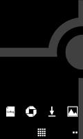Screenshot of Minimalist Donate - ADW Theme