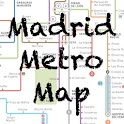 Madrid Metro Map icon