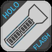 HoloFlash FlashLight LED Torch