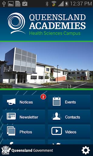 Queensland Academies - HS