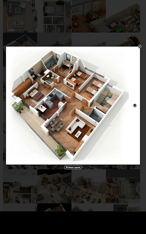 3D Home layouts - Android Apps on Google Play