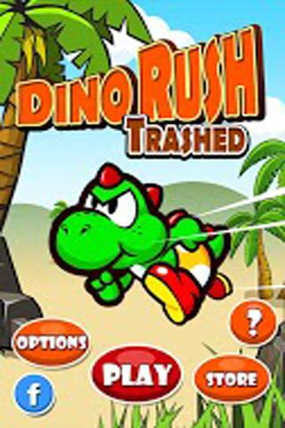 Dino Rush Trashed Free