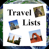 World Travel Lists