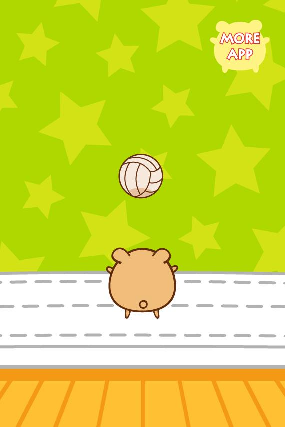 Super Hamster -Sports ver.-- screenshot