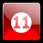 Danish Calendar 2013 icon